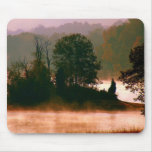 Misty Morning Mouse Pad