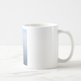 Misty morning on the water mugs