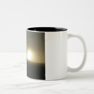 mIsty Morning Two-Tone Coffee Mug