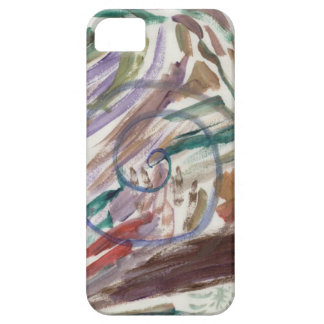 Misty Mountain Fog Abstract iPhone 5 Case