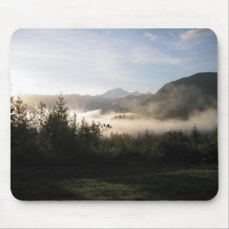 Misty Mountain Mouse Pad