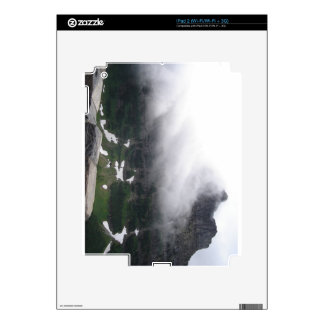 Misty Mountain Decal For The iPad 2