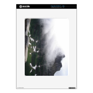 Misty Mountain Skin For The iPad