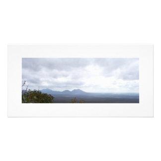Misty Mountains Card