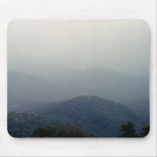 Misty Mountains Mousepad
