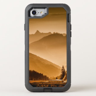 Misty Mountains OtterBox Defender iPhone 8/7 Case