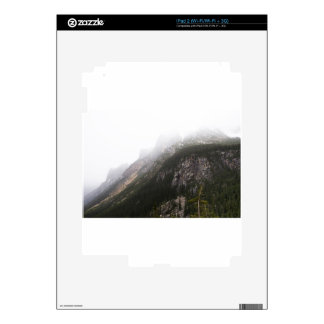 Misty Mountains Skins For iPad 2