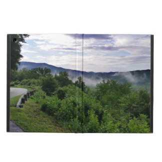 Misty Mountains The Great Smoky Mountains Cover For iPad Air