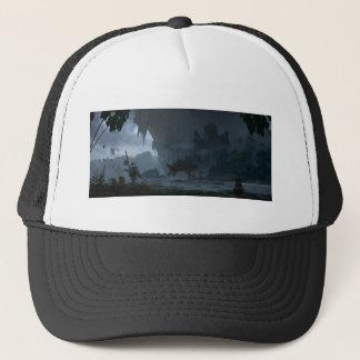 Misty Mountains Trucker Hat