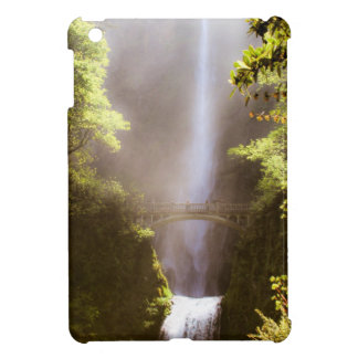 Misty Multnomah Falls iPad Mini Cover