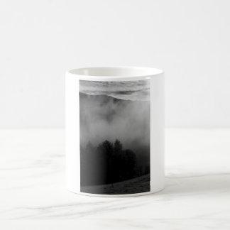 Misty Pines Coffee Mug