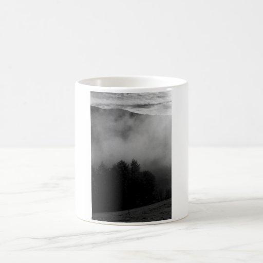 Misty Pines Mugs