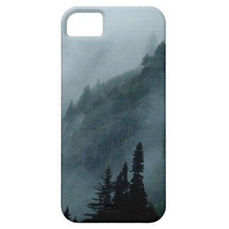Misty PNW Rainforest Nature Scenery Wilderness iPhone 5 Cases