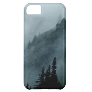 Misty PNW Rainforest Nature Scenery Wilderness iPhone 5C Cover