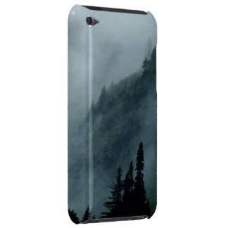 Misty PNW Rainforest Nature Scenery Wilderness iPod Touch Covers