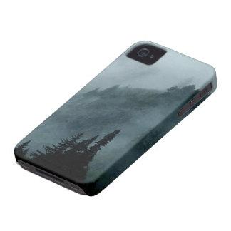 Misty PNW Rainforest Nature Scenery Wilderness Case-Mate iPhone 4 Case