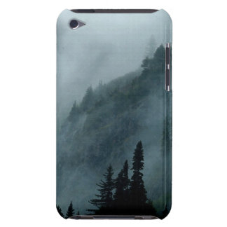 Misty PNW Rainforest Nature Scenery Wilderness iPod Touch Case