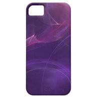 Misty Purple Realm iPhone 5 Case