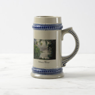 Misty River Collectible Stein Coffee Mugs
