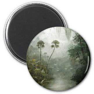 Misty River Dreams Magnet