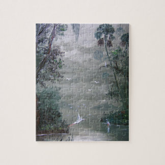 Misty River with Moss Puzzle