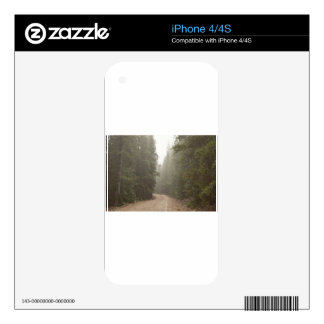 Misty Road Skins For The iPhone 4S