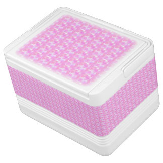 MISTY ROSE Igloo 12 Can Cooler ~