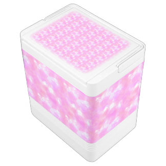MISTY ROSE Igloo 24 Can Cooler ~