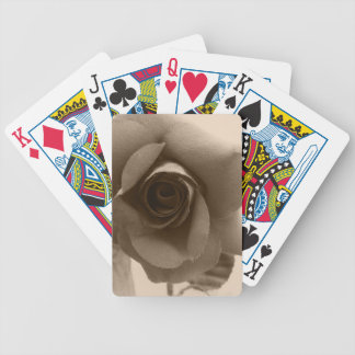 Misty Rose Playing Cards