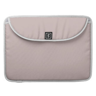 Misty Rose Solid Color MacBook Pro Sleeves