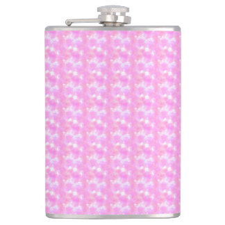 MISTY ROSE Vinyl Wrapped Flask Template ~