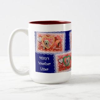 Misty s Puppy Love mug