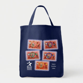 Misty s Puppy Love tote bag