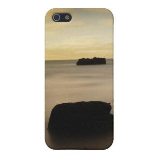 Misty Sea iPhone Case