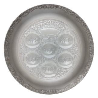 Misty Seder Plate