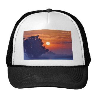 Misty Sunrise South Africa Trucker Hat