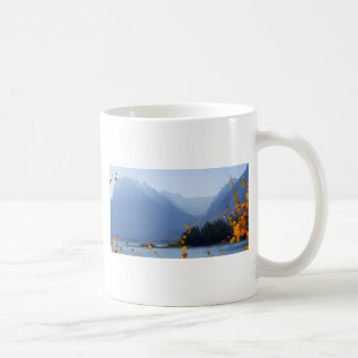 Misty Tetons Coffee Mug