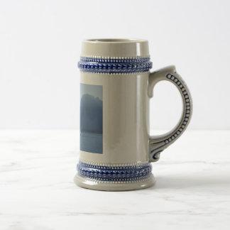 Misty Tetons Coffee Mugs