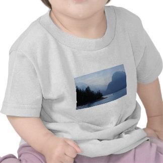 Misty Tetons T-shirts