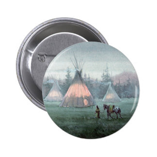 MISTY TIPI CAMP by SHARON SHARPE Buttons