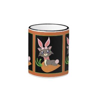 Misty Toon Kitty Bunny! Mug