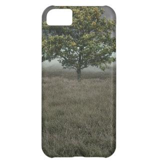 Misty tree iPhone 5C cases