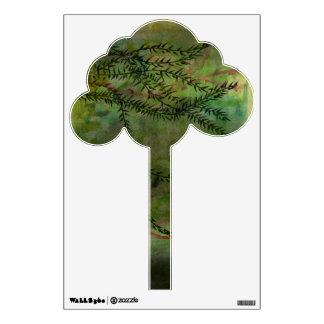 Misty Tree Room Sticker