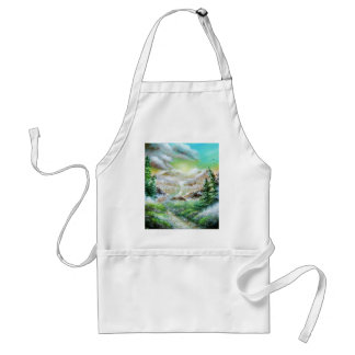 Misty Valley Adult Apron