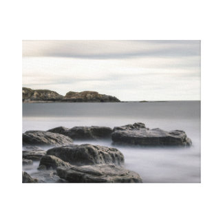 Misty Water Canvas Print