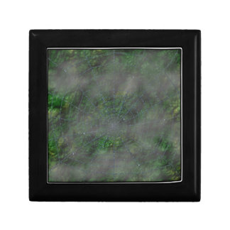 Misty Web Small Square Gift Box