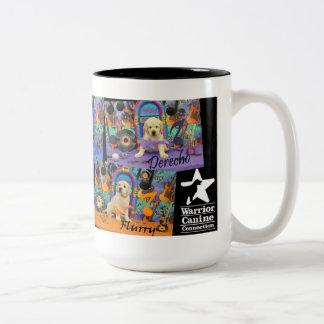 Misty's Rockin Pups Mug