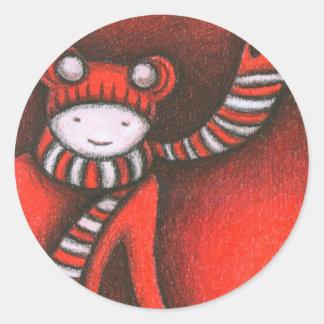 Misumi Classic Round Sticker