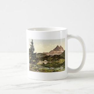 Misurinasee and Drei Zinnen, Tyrol, Austro-Hungary Mugs