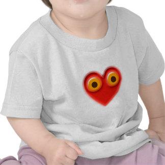 mit dem Herzen sehen seeing with the heart Shirt